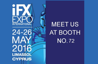 Countdown to iFX Expo in Cyprus