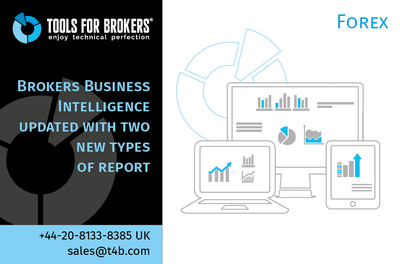 Brokers Business Intelligence updated with two new types of report