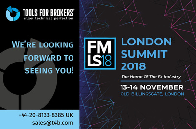 Tools For Brokers at the London Summit 2018