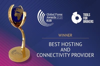 Tools for Brokers received a Global Forex Awards 2020