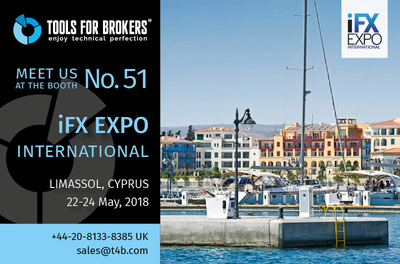 TFB' innovations at the iFX EXPO 2018